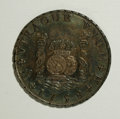 Mexico: , Mexico: Ferdinand VI Pillar 8 Reales 1758 Mo-MM, KM104.2,Cayon-10629, nicely toned XF with light abrasions and a sharpstrike....