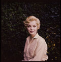 Movie/TV Memorabilia, Collection of (34) color camera transparencies of Marilyn Monroe from The Prince and the Showgirl by Milton Greene. ...