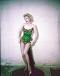 Movie/TV Memorabilia, Collection of (4) color camera transparencies of Marilyn Monroe from Bus Stop by Milton Greene. ...