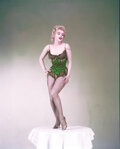 Movie/TV Memorabilia, Collection of (5) color camera transparencies of Marilyn Monroe from Bus Stop by Milton Greene. ...