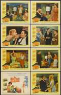 "Movie Posters:Comedy, The Marriage-Go-Round (20th Century Fox, 1960). Lobby Card Set of 8(11"" X 14""). Comedy.... (Total: 8 Items)"
