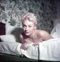 Movie/TV Memorabilia, Collection of (77) black-and-white and color camera negatives and transparencies of Kim Novak by Milton Greene. ...