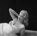 Movie/TV Memorabilia, Collection of (96) black-and-white camera negatives of Jayne Mansfield by Milton Greene. ...