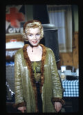Movie/TV Memorabilia, Collection of (633) color camera transparencies of Marilyn Monroe from Bus Stop by Milton Greene. ...