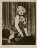 Movie/TV Memorabilia, Female bombshells of the 1950s (250+) vintage photographs including Marilyn Monroe and others. ...