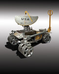 """Movie/TV Memorabilia, """"Space Buggy"""" communication link from Armageddon. ..."""