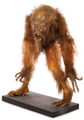 Movie/TV Memorabilia, Chinese Wild Man/Beast suit from Big Trouble in Little China. ...