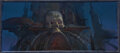 Movie/TV Memorabilia, Castle Grayskull large matte painting from Masters of the Universe. ...