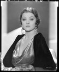 Movie/TV Memorabilia, Collection of (28) black-and-white camera negatives of Myrna Loy from and The Mask of Fu Manchu by Clarence Sinclair Bull and ...
