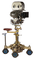 Movie/TV Memorabilia, Panavision PSR-148 35mm camera used on The Exorcist, The French Connection and other classic films. ...