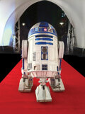 R2-D2 remote control robotic character from the Disney Parks