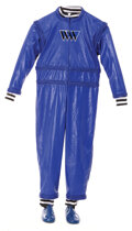 """Movie/TV Memorabilia, Complete """"Oompa Loompa"""" costume created for Charlie and the Chocolate Factory. ..."""