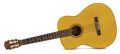 """Movie/TV Memorabilia, Julie Andrews """"Maria"""" screen used acoustic guitar from The Sound of Music. ..."""