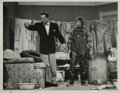 Movie/TV Memorabilia, I Love Lucy archive of materials from the production office at CBS. ...