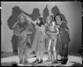 Movie/TV Memorabilia, Collection of (4) black-and-white camera negatives of the wizard of oz characters by Clarence Sinclair Bull. ...