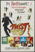 "Movie Posters:Rock and Roll, Twist Around the Clock (Columbia, 1961). One Sheet (27"" X 41"").Rock and Roll...."