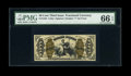 Fractional Currency:Third Issue, Fr. 1345 50c Third Issue Justice PMG Gem Uncirculated 66 EPQ....