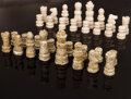 Movie/TV Memorabilia, Screen-used hero chess pieces from The Shawshank Redemption. ...