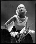 Movie/TV Memorabilia, Collection of (52) black-and-white camera negatives of Carole Lombard by Otto Dyar and Eugene Robert Richee. ...