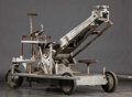 Movie/TV Memorabilia, Richard Edlund complete rolling camera dolly used for filming Star Wars: Episode IV- A New Hope. ...