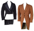 Movie/TV Memorabilia, Bud Abbott and Lou Costello (2) jackets from The Naughty Nineties. ...