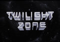 Movie/TV Memorabilia, Vintage Pacific Title background art from The Twilight Zone pilot opening credit. ...