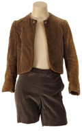 """Movie/TV Memorabilia, Butch Patrick """"Eddie Munster"""" jacket and shorts from The Munsters. ..."""