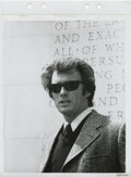 Movie/TV Memorabilia, Clint Eastwood (200+) photographs from Dirty Harry, Magnum Force, and The Enforcer....