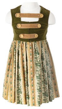 """Historic collection of costumes worn by Christopher Plummer """"Captain Von Trapp"""" and the """"Von Trapp Childr..."""