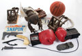 Movie/TV Memorabilia, Large collection of (100+) movie props and production materials....