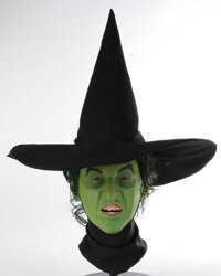 "Margaret Hamilton ""Wicked Witch of the West"" screen-worn flying hat from The Wizard of Oz"