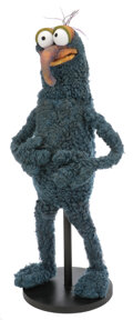 """Movie/TV Memorabilia, """"Gonzo"""" muppet from Muppets in Space...."""