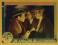 Movie Posters, Humphrey Bogart (6) lobby cards from The Amazing Dr. Clitterhouse. . ...