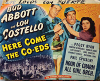 Abbott & Costello (41) lobby cards from 6 films