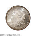Additional Certified Coins: , 1893-CC $1 Dollar MS65 Paramount (MS63). Ex: Redfield. ...