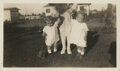 """Movie/TV Memorabilia, Marilyn Monroe inscribed personal childhood photograph, """"Mother with Lester and me...""""..."""