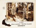 Movie Posters, Laurel and Hardy (2) lobby cards from Liberty. . ...