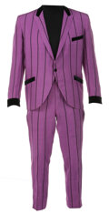 """Movie/TV Memorabilia, Jerry Lewis """"Buddy Love"""" suit from The Nutty Professor...."""