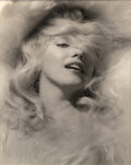Movie/TV Memorabilia, Marilyn Monroe personal iconic close-up portrait photograph by Jack Cardiff....