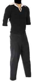 """Movie/TV Memorabilia, Gene Kelly """"Jerry"""" sweater and pants from An American in Paris...."""