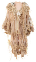 """Movie/TV Memorabilia, Marlene Dietrich """"Countess Ledoux"""" bedroom ensemble from The Flame of New Orleans...."""