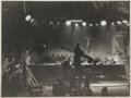 Movie/TV Memorabilia, Behind the scenes (75+) vintage oversize photographs of film directors and creative personnel at work. ...