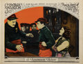 Movie Posters, Gloria Swanson (6) lobby cards from Wages of Virtue. . ...