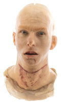 """Movie/TV Memorabilia, Tom Cruise """"Lestat"""" Stage 1 animatronic head from Interview with the Vampire: The Vampire Chronicles...."""