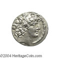 Ancients:Roman, Ancients: Syria, Seleucis and Pieria. Antioch ad Orontem. AulusGabinius, Proconsul. 57-55 B.C. AR tetradrachm (26 mm, 15.18 g).Imita...