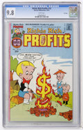 Bronze Age (1970-1979):Cartoon Character, Richie Rich Profits #13 File Copy (Harvey, 1976) CGC NM/MT 9.8White pages....