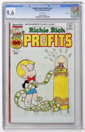 Bronze Age (1970-1979):Cartoon Character, Richie Rich Profits #11 File Copy (Harvey, 1976) CGC NM+ 9.6 Whitepages....