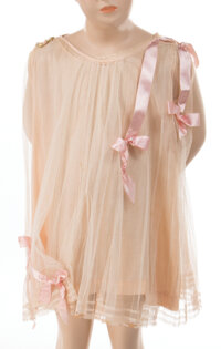 Shirley Temple personal juvenile dress and bracelet
