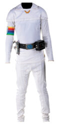 """Movie/TV Memorabilia, Gil Gerard """"Buck Rogers"""" costume and accessories from Buck Rogers in the 25th Century...."""