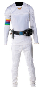 """Gil Gerard """"Buck Rogers"""" costume and accessories from Buck Rogers in the 25th Century"""